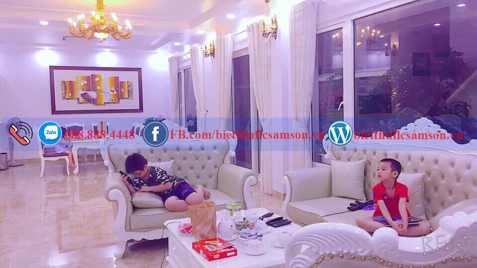 Villa Ngọc Trai 13 6PN - Vip