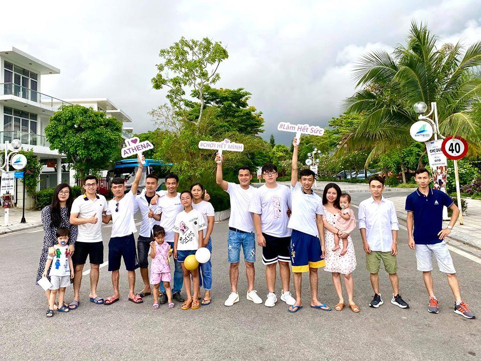 Review Villa FLC Sầm Sơn đoàn khách 22 người