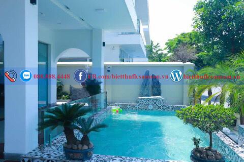 Villa 8PN - Mộc
