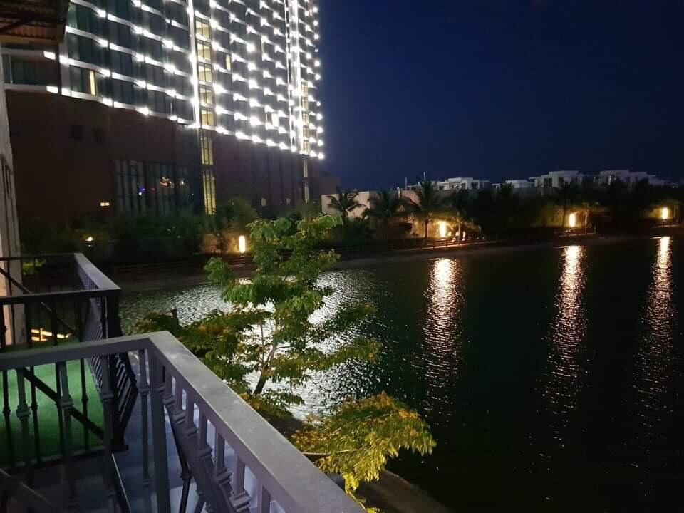 Biệt thự View hồ 8PN