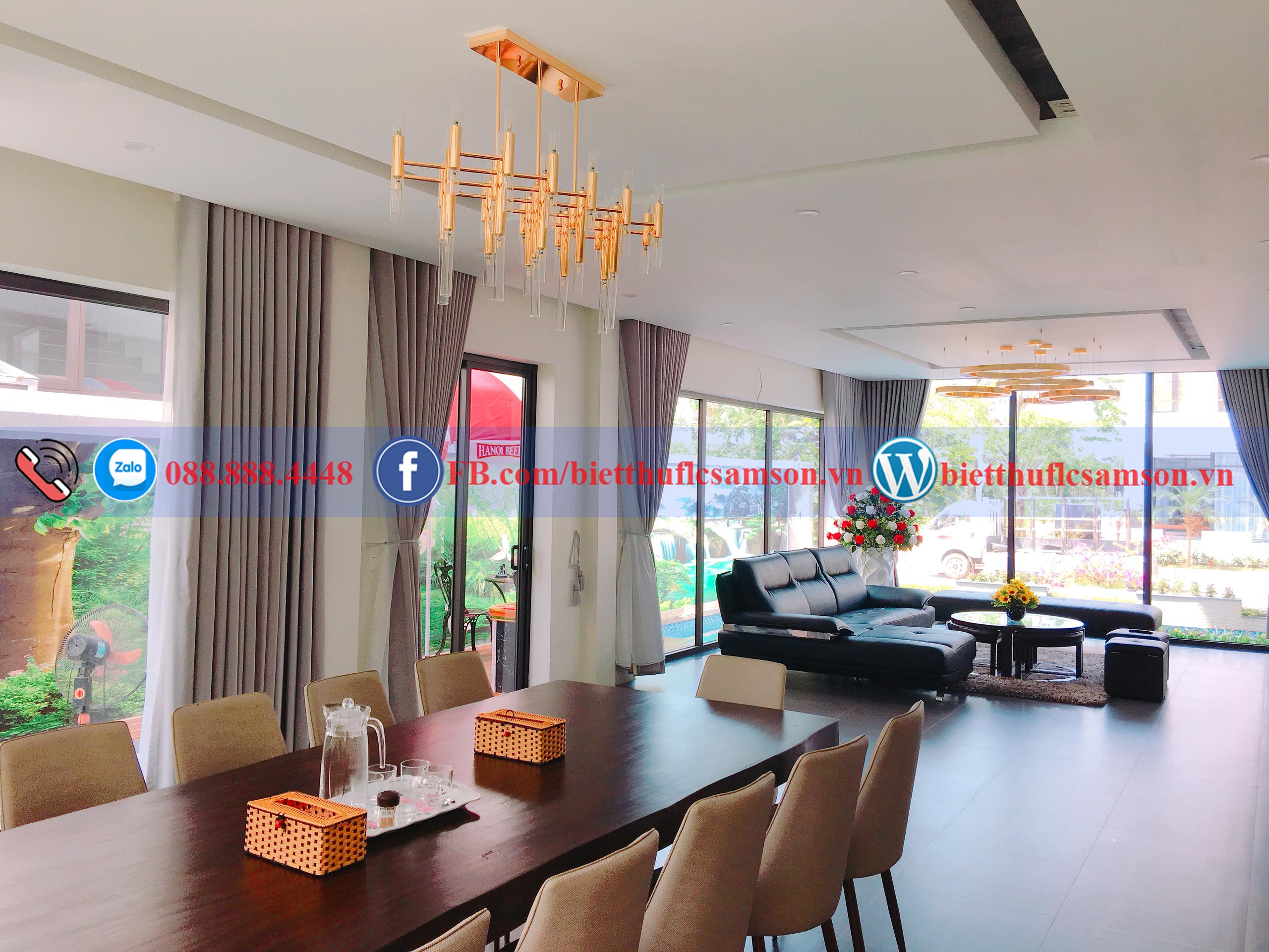 Villa 6PN - Đông Tây