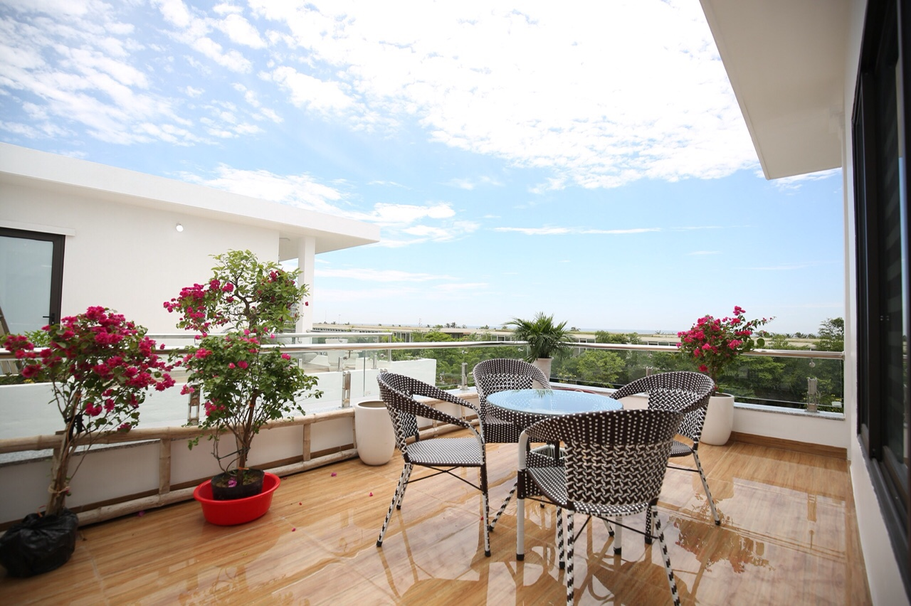 Villa 7PN - Sea view